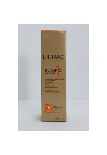 کرم ضد آفتاب LIERAC 30 SPF