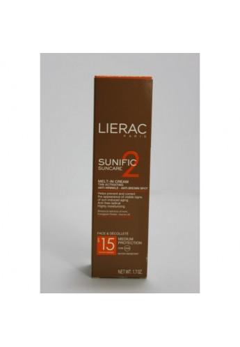 کرم ضد آفتاب SPF15 LIERAC