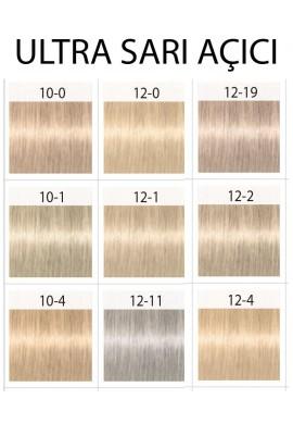 رنگ موهای روشن ایگورا