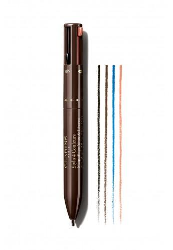 مداد چشم 4 رنگ Clarins