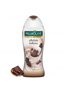 ژل دوش خامه شکلات پالمولیو