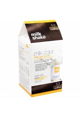رنگ مو میلک کالر milk shake