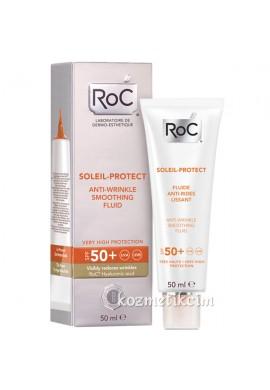 کرم ضد آفتاب و ضد چروک RoC