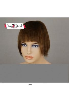 چتری با مو طبیعی