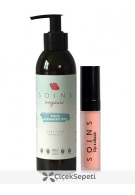ژل تمیز کننده پوست Soins